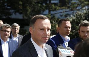 Prezydent: zdecydowałem się na referendum konsultacyjne mimo sprzeciwów niektórych osób