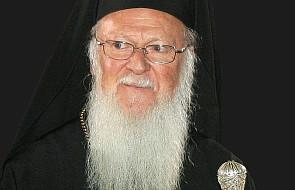Turcja: patriarcha Bartłomiej trafił do szpitala z powodu utraty przytomności
