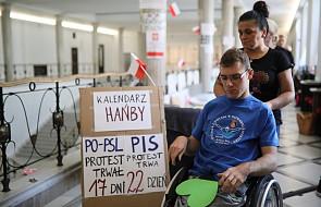 W czwartek senacka komisja zajmie się ustawami dotyczącymi wsparcia niepełnosprawnych
