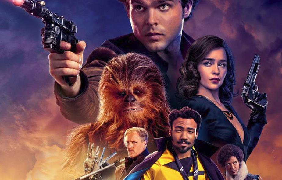 Film na weekend: Han Solo: Gwiezdne wojny - historie