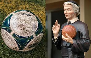 Święty patron piłkarzy