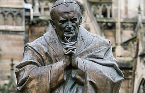 Francja: Pomnik Jana Pawła II przeniesiono w Ploermel na teren prywatny