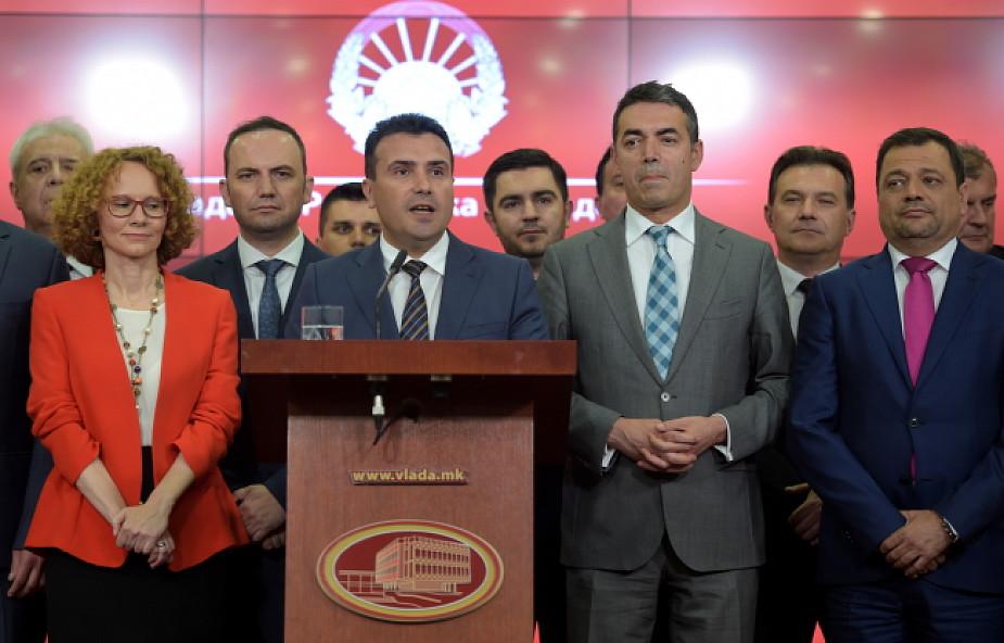 Porozumienie Ateny-Skopje: państwo macedońskie przyjmie nazwę Republika Macedonii Północnej