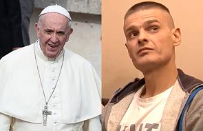 Tomasz Komenda spotkał się dzisiaj z Papieżem Franciszkiem
