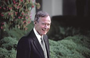 Były prezydent USA George H.W. Bush skończył wczoraj 94 lata