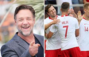 Russel Crowe stawia w Mundialu na Polaków