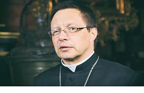 Abp Ryś o tajemnicy, która ukryta jest w Eucharystii