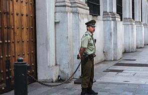 Chilijska policja rozpoczęła rewizje w dwóch kuriach biskupich