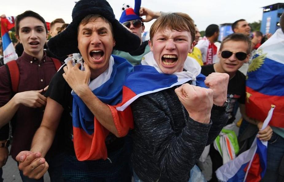 Mecz otwarcia przyciągnął na trybuny w Moskwie ponad 78 tysięcy widzów. Rosja 5:0 Arabia Saudyjska