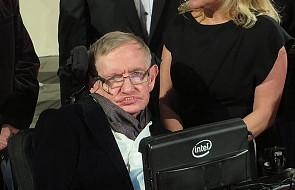 Prochy Stephena Hawkinga spoczęły w Opactwie Westminsterskim