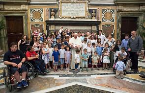 Papież porównał aborcję z powodu chorób płodu do działań nazistów
