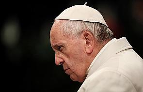 Papież Franciszek: od tego zaczęło się prześladowanie Żydów