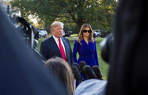 Melania Trump: nie cierpię widoku dzieci rozłączonych ze swoimi rodzicami na granicy kraju