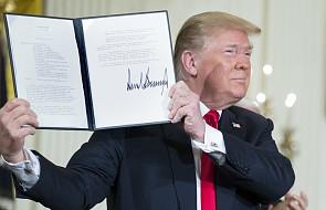 USA: Trump zagroził Chinom odwetowymi cłami na kolejne towary