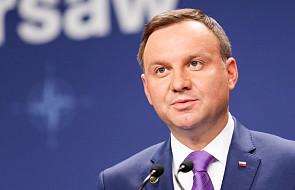 Prezydent Andrzej Duda podpisał specustawę o Centralnym Porcie Komunikacyjnym