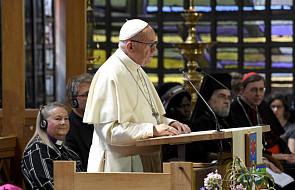 Papież Franciszek: takie zachowanie chrześcijan jest zgorszeniem