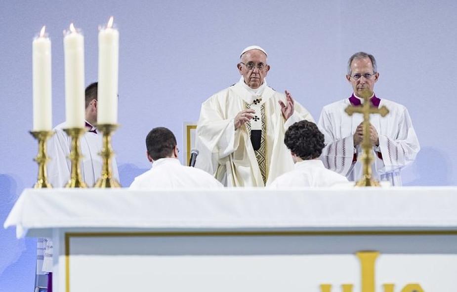 Franciszek do szwajcarskich katolików: prośmy o łaskę uczynienia pierwszego kroku [HOMILIA]