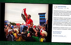 """Prawdopodobnie najpiękniejsze zdjęcie z Mundialu. """"Oni już wygrali te mistrzostwa"""""""