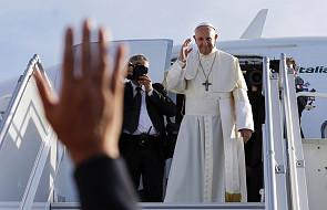 Franciszek: w takiej sytuacji komunia dla protestantów jest możliwa