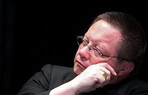 Abp Ryś: jestem ciekaw spotkania biskupów reprezentujących cały Kościół w Duchu Świętym