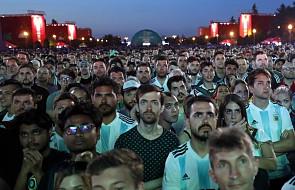 MŚ 2018: zatrzymano siedmiu kibiców Argentyny, FIFA zszokowana