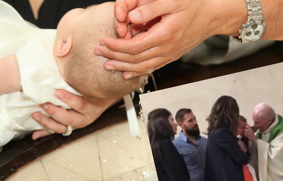 Biskup podjął decyzję ws. księdza, który uderzył chrzczone dziecko