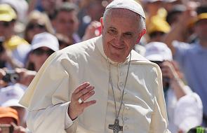 Jutro papież Franciszek przyjmie prezydenta Francji