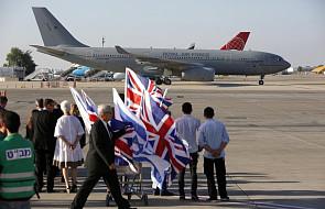Książę William rozpoczął historyczną wizytę w Izraelu