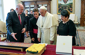 Gubernator generalny Australii u papieża Franciszka