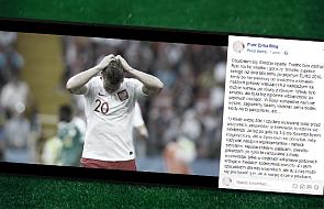 Piotr Żyłka: apel do katolików, którzy mieszają z błotem polskich piłkarzy