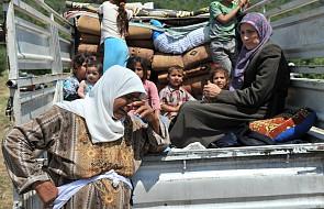 ONZ: 45 tys. osób uciekło przed walkami na południowym zachodzie Syrii