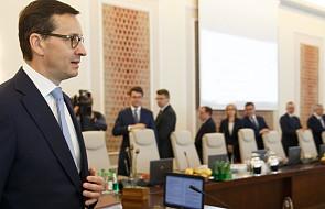 Rozpoczęło się posiedzenie rządu m.in. o projekcie tzw. małego ZUS-u i Internetowym Koncie Pacjenta