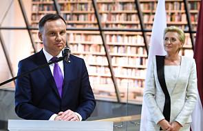 Duda: chcemy decyzji ws. lokalizacji dowództw NATO i procedur na wypadek ataku
