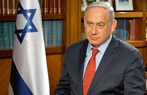 Netanjahu: z zadowoleniem przyjęliśmy nowelizację ustawy o IPN