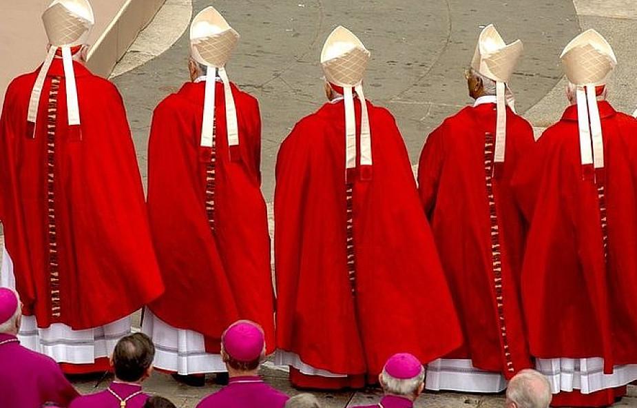 W najbliższych dniach możliwy wybór nowego dziekana Kolegium Kardynalskiego