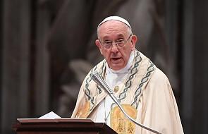 Papież w czasie konsystorza przestrzega przed zazdrością i intrygami w Kościele