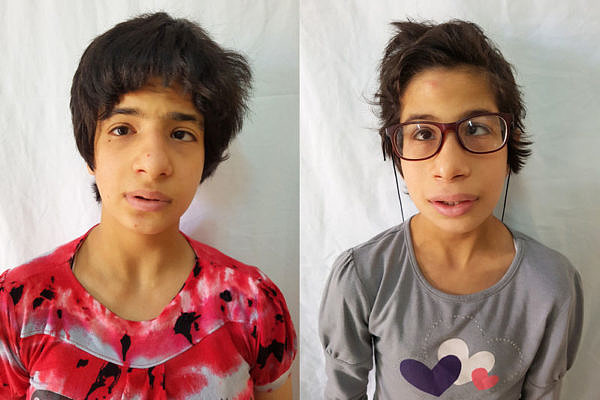Rita potrzebuje nowych okularów, a Rana butów ortopedycznych. Pomożemy razem niepełnosprawnym dziewczynkom? - zdjęcie w treści artykułu
