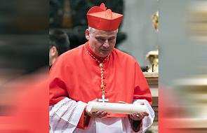 Rzym: kościół diakonijny kard. K. Krajewskiego - Maryi Niepokalanej na Eskwilinie