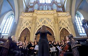 Kraków: Missa W. A. Mozarta podczas Mszy trydenckiej w bazylice u jezuitów