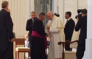 Abp Ryś zdradza, co powiedział mu papież Franciszek [WIDEO]