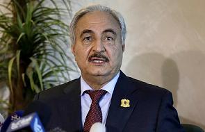 """Libia: Haftar ostrzegł przed """"zagraniczną obecnością wojskową"""" w kraju"""