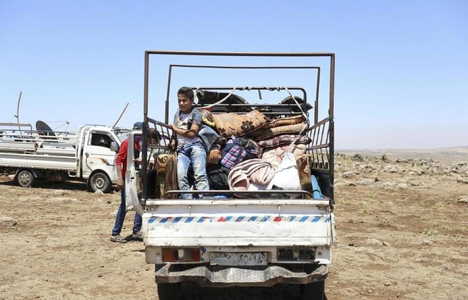 Izrael: musimy zapobiec przedostaniu się do nas uchodźców z Syrii