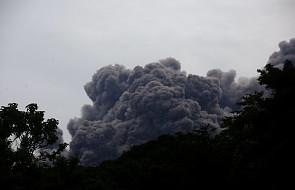 Gwatemala: erupcja Wulkanu Ognia - sześć osób zginęło, 20 rannych [AKTUALIZACJA]
