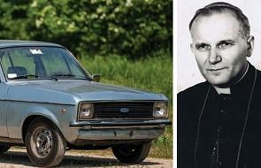Ostatnie prywatne auto Jana Pawła II będzie wystawione na aukcji w USA