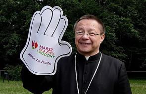Abp Grzegorz Ryś: ważne aby ten marsz nie był jednorazową deklaracją [WIDEO]