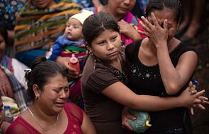 99 ofiar śmiertelnych, 200 zaginionych po wybuchu wulkanu