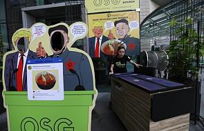 Kyodo: Kim Dzong Un będzie w Singapurze już w niedzielę
