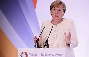 Angela Merkel: chcemy wzmocnić więzi między krajami Bałkanów Zachodnich