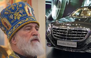 Prawosławny metropolita: na urodziny podarowano mi maybacha