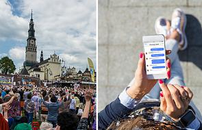 Pomysłowa aplikacja skierowana do pielgrzymów. Stworzyła ją jedna z polskich diecezji